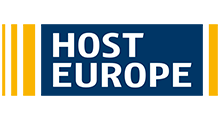 Zur Host-Europe Website